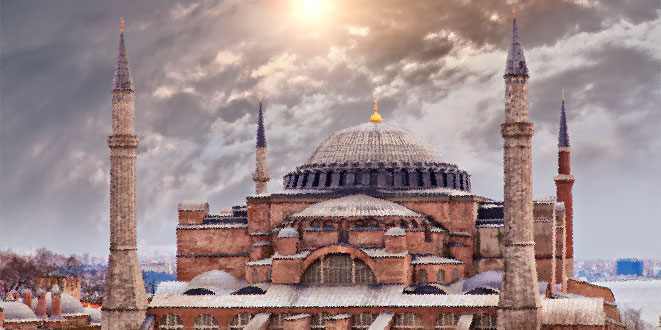 Press Release concerning the Decision Finding Inadmissible the Alleged Violation of the Freedom of Religion Due To Denial of Request for Opening the Hagia Sophia Museum to Religious Practices One Day in a Year